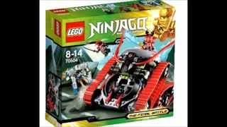 LEGO Ninjago 2013 Sets Pictures and Names