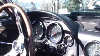 1967 Corvette 427 Roadster Review Video