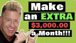 Make Quick Passive Income + 3k a Month (in 2018)