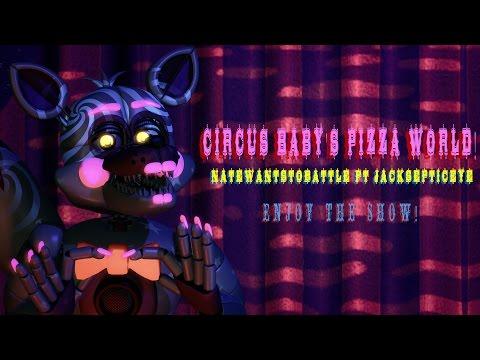 [FNAF SFM] Enjoy the show (Natewantstobattle ft. Jacksepticeye) COLLAB