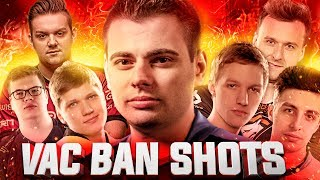 CS:GO - WHEN PROS ENTER *KQLY MODE!* (VAC SHOTS, JUMPSHOTS! SUS AF PLAYS! HACKS?!)