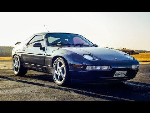 370 WHP Supercharged Porsche 928S - One Take