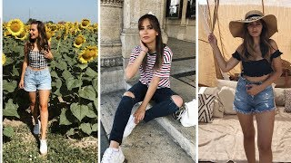 Gorgeous fashion model - Plus Size Best Outfits Of The Day