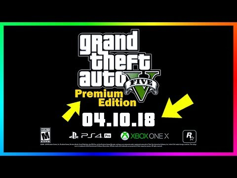 Grand Theft Auto 5 NEW Leaks - Premium Edition Release Date, GTA 5 DLC Content Added & MORE! (GTA V)