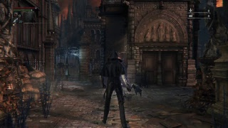 Bloodborne gameplay!! RAGE WARNING
