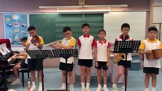 Publication Date: 2019-09-26 | Video Title: 六年級合奏 - Alone