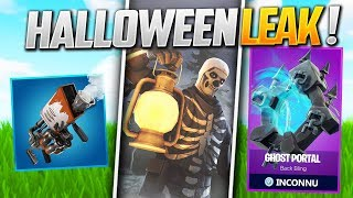 FORTNITE SKINS AND HALLOWEEN ITEM ARE FUITÉ! (Smoked Lance, Skull trooper woman)