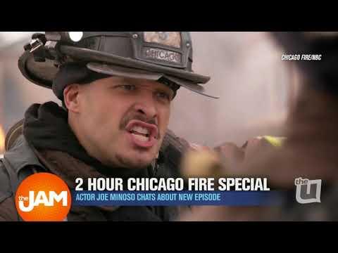 Chicago Fire Star Joe Minoso Talks Special, Marriage, Voting