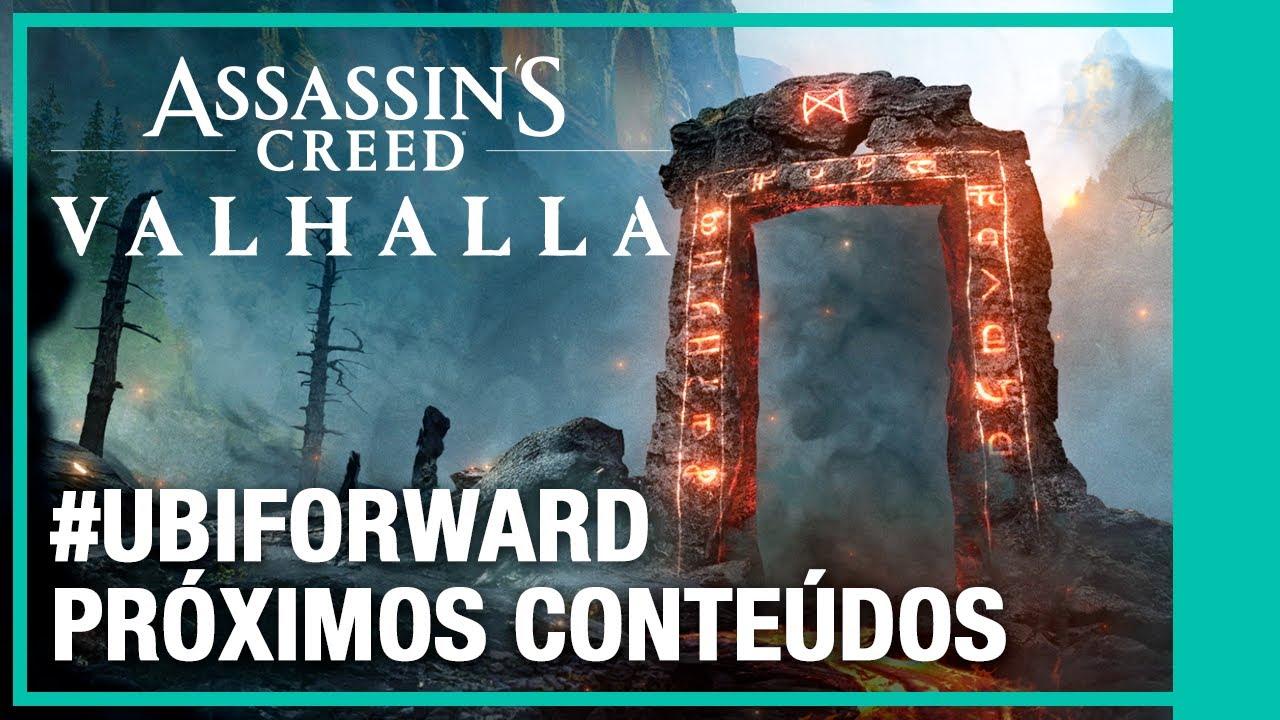 Assassin's Creed Valhalla: Recapitulação de Conteúdo | #UbiForward | Ubisoft