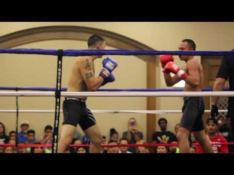 Vili Kakiva vs Justin Souvana | Man up & Stand up
