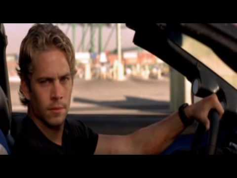 Fast And  Furious (Bryan vs Toretto) ( Live - Deep Enough (remixed) - DJ Shadow