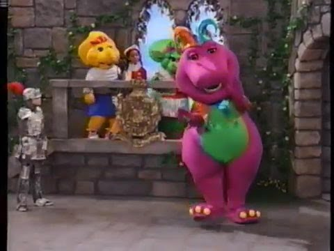 The Castle (Barney's Adventure Bus) (2000 Version)