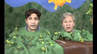 Play School - John, George and Philip - Three Little Speckled Frogs
