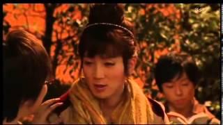 拾い動画です(≧Д≦) ヨシコはお団子も似合うな~♪ 結婚する前?