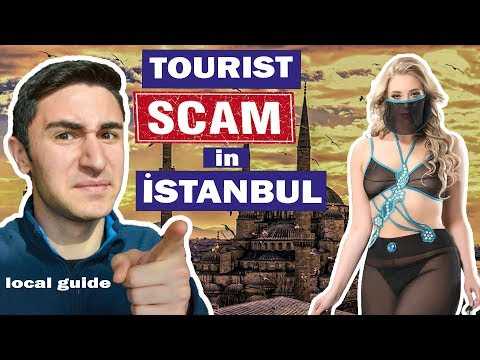 3 WORST TOURIST TRAPS IN İSTANBUL