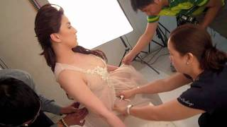Repeat youtube video Behind the scenes with Mar Silverio featuring Ara Mina