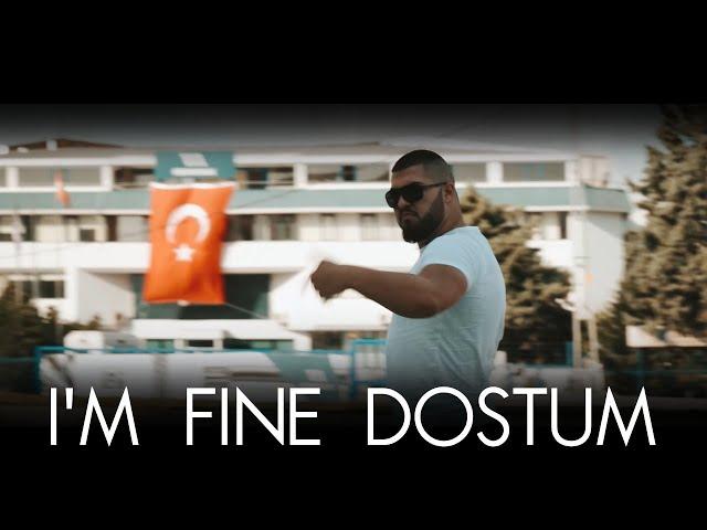 Adnan Beats - I'm Fine Dostum (Official 4K Video)