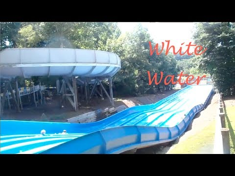 """Six flags White Water"" full POV tour"