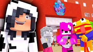 NEW SERIES ?! | Minecraft Fortnite High School Roleplay