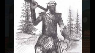 How to draw a Giant/Troll - The Elder Scrolls 5 Skyrim
