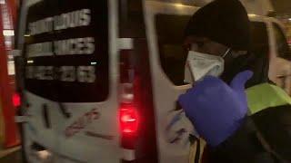 CORONAVIRUS   TRES CASOS confirmados en FRANCIA, 41 muertos en China