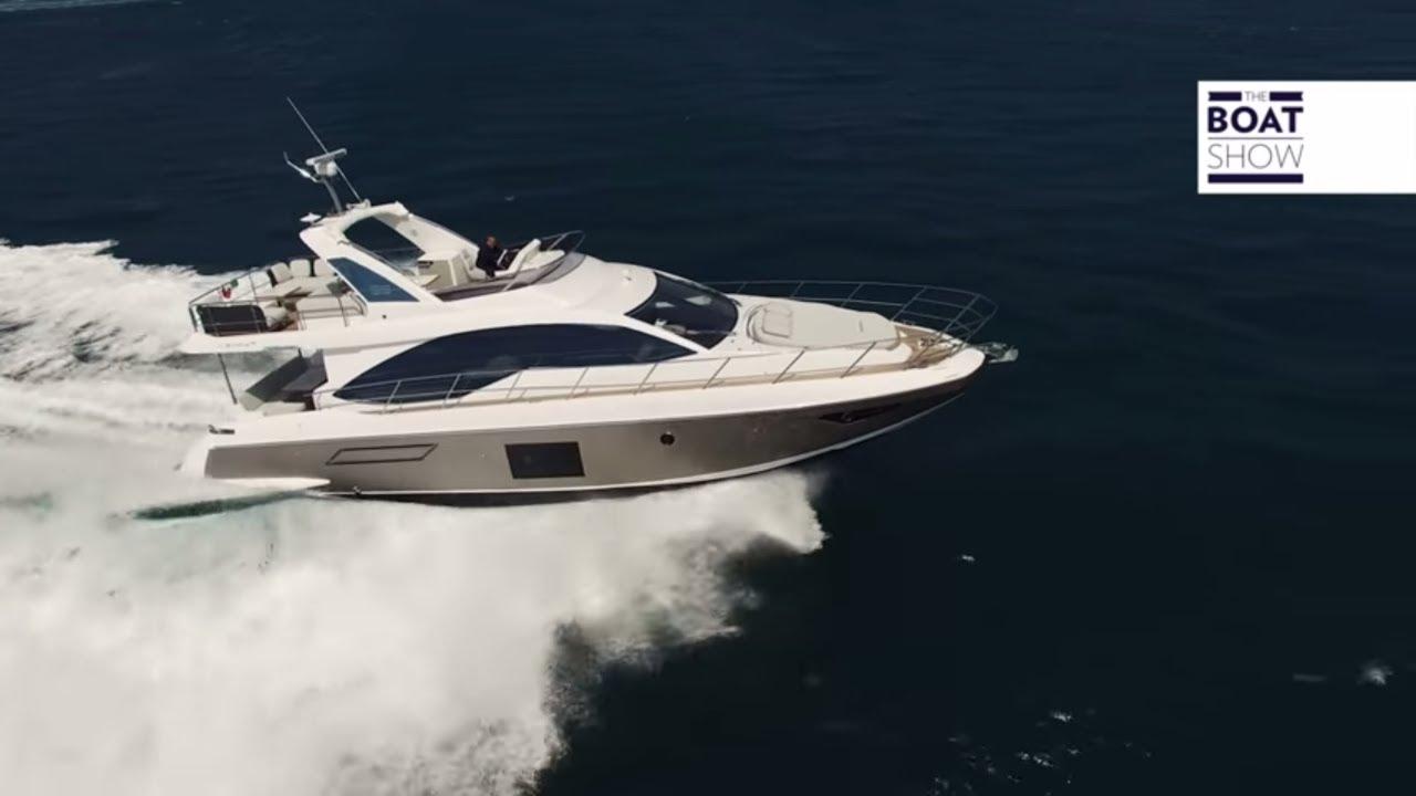 Ita Azimut 55 Fly Prova The Boat Show