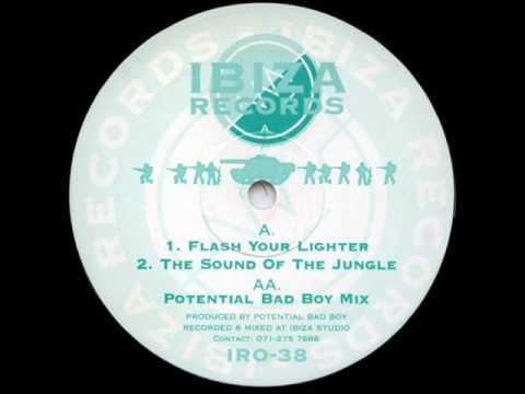 Potential Bad Boy – Flash Your Lighter  IRO-38