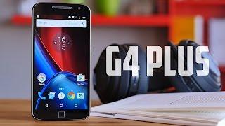 Motorola Moto G4 Plus, review en español Video