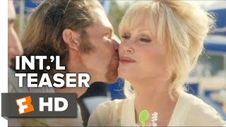 Absolutely Fabulous The Movie Official International Teaser Trailer 1 2016 Comedy HD