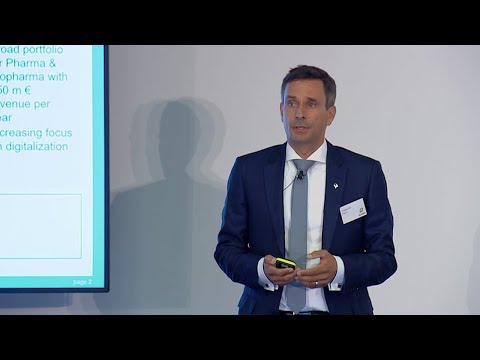 Capital Markets Day 2018: Tobias Eitel, CEO of Bilfinger Industrietechnik Salzburg