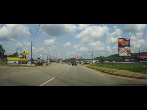 Driving Around Ashland, Kentucky