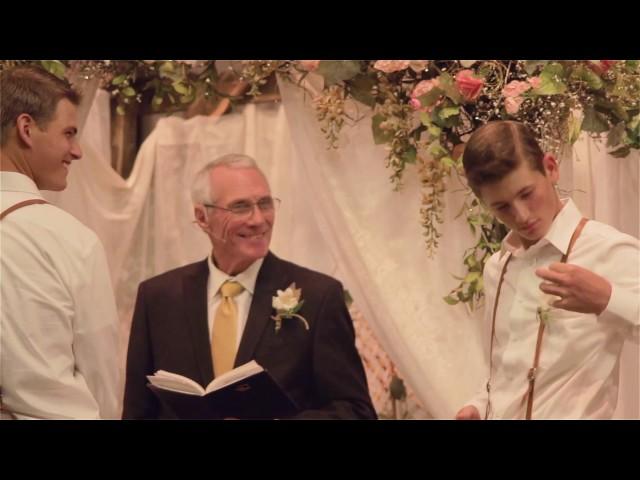 Josiah & Mindy McLearn -- Wedding Highlights