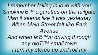 Kid Rock First Kiss Lyrics