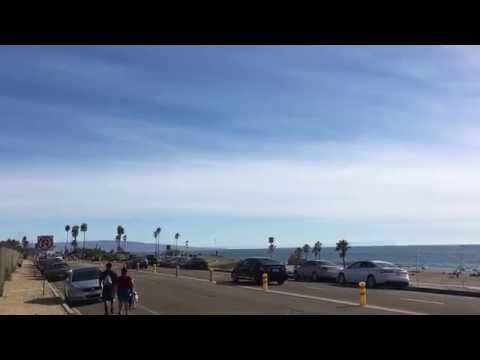 Climate Engineering - Santa Monica Bay (October 9, 2016)