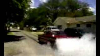 BURN OUTS---64COMET  429  c-6