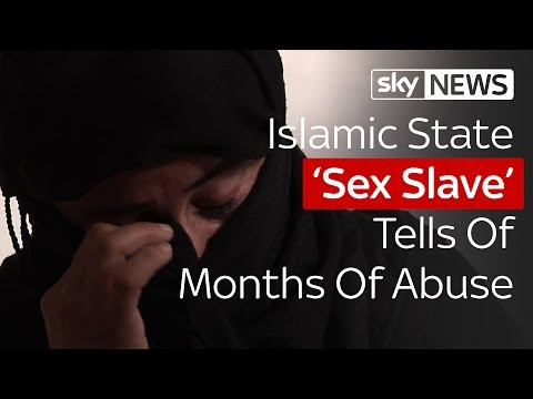Islamic State 'Sex Slave' Victim Tells Of Months Of Abuse