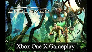 Enslaved: Odyssey to the West - Xbox One X Backwards Compatible Gameplay
