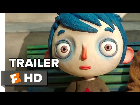 My Life as a Zucchini Official Trailer 1 (2017) - Animated Movie