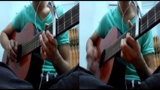 (Christina Perri) A Thousand Years guitar cover suan she men nan ren guitar ting papa de hua jaychou