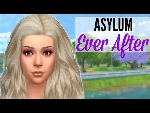 Asylum Ever After: Sims 4 | Part 12 | Gaming Club!