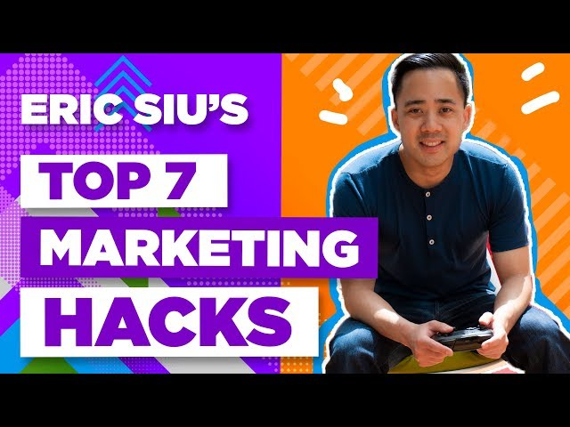 7 Proven Marketing Hacks That Work Really Well
