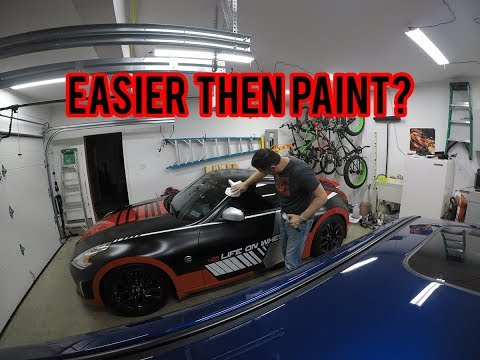 HOW TO CLEAN AND TAKE CARE OF YOUR VINYL WRAP!