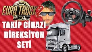 Takip Cihazı & Direksiyon Seti   Euro Truck Simulator 2 Türkçe   İskandinavya