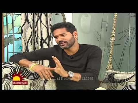 Nadana Nayakan - Interview With Prabhu Deva
