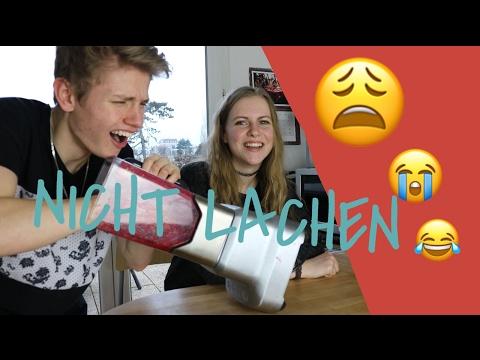NICHT LACHEN! | Smoothie Laugh Challenge