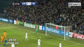 Video Gol Pertandingan Copenhagen vs Real Madrid