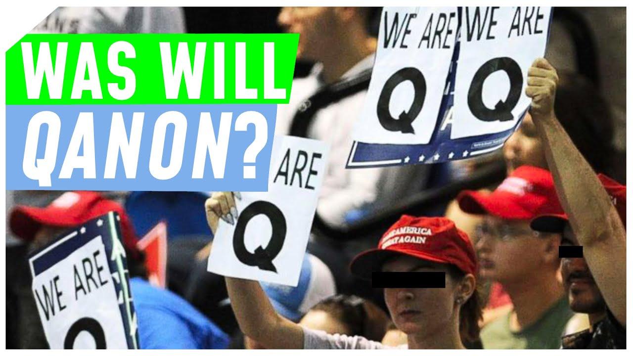 QAnon wissenschaftlich geprüft und wie man Verschwörungstheorien erkennt | Breaking Lab
