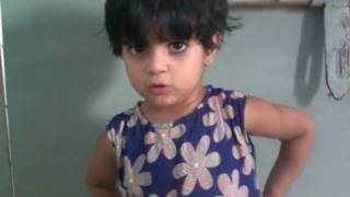 Zara singing Ek kawa pyasa tha.mp4