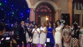 Uzbek wedding, O'zbekcha to'y, Узбекская свадьба в Шымкенте