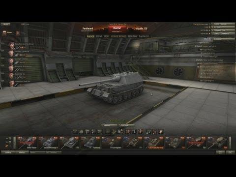 World of Tanks CZ (76.díl) - Ferdinand